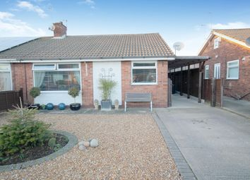 Thumbnail 3 bedroom semi-detached bungalow for sale in Kentmere Drive, York