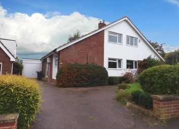 Thumbnail 3 bed bungalow for sale in Falcon Avenue, Bedford, Bedfordshire