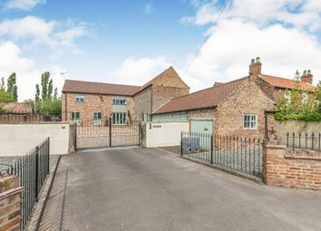 Thumbnail 5 bed barn conversion for sale in Station Street, Misterton, Doncaster