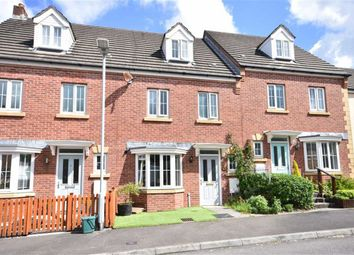 Thumbnail 4 bed terraced house for sale in Clos San Pedr, Cockett, Swansea