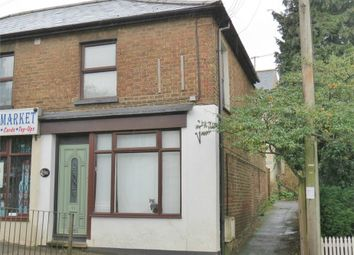 Thumbnail 2 bed semi-detached house for sale in Sparrows Herne, Bushey, Hertfordshire