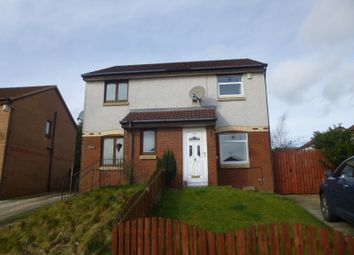 Thumbnail 2 bed semi-detached house for sale in Strathmore Walk, Coatbridge