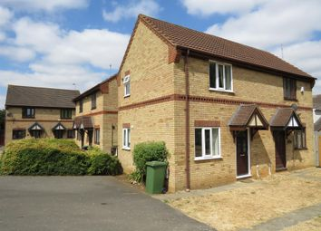 Thumbnail 1 bed semi-detached house for sale in Meadenvale, Peterborough