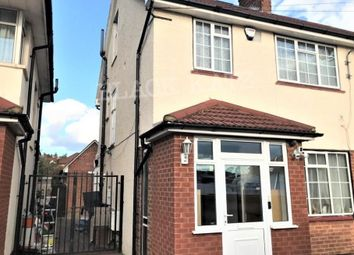 Thumbnail Semi-detached house to rent in Uppingham Avenue, Stanmore
