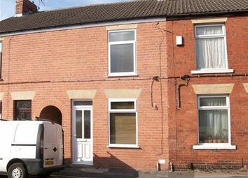 Thumbnail 3 bed terraced house for sale in Mountcastle Street, Chesterfield