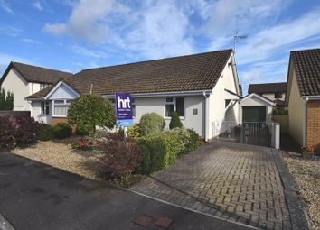 Thumbnail 2 bed semi-detached bungalow for sale in Iestyn Drive, Pencoed, Bridgend