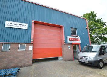 Thumbnail Warehouse for sale in Unit 28 Liberty Close, Wimborne