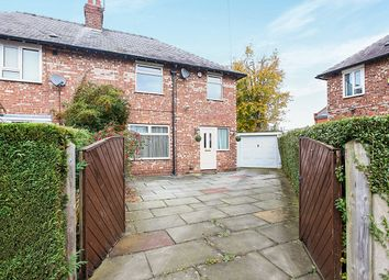 Thumbnail 3 bed semi-detached house for sale in Oakfield Avenue, Cheadle
