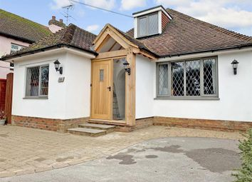 Thumbnail 4 bed bungalow for sale in Nyetimber Lane, Bognor Regis, West Sussex