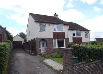 Thumbnail 3 bed semi-detached house for sale in Parade Business Park, Pixon Lane, Tavistock
