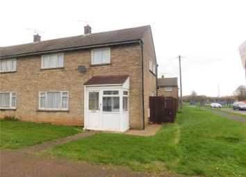 Thumbnail 4 bed semi-detached house for sale in Buchanan Road, Hemswell Cliff, Gainsborough, Lincolnshire