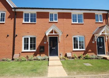 Thumbnail 3 bed terraced house to rent in Minotaur Way, Norwich