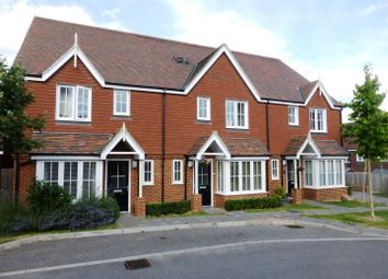 Thumbnail 4 bed terraced house for sale in Ryeland Road, Burgess Hill