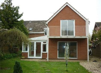 Thumbnail 6 bed detached house to rent in Barn Close, Henlade, Taunton