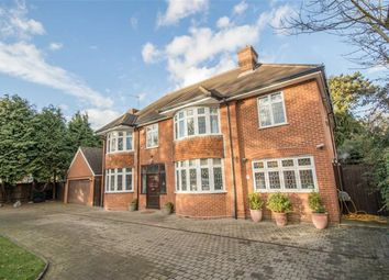 Thumbnail 5 bedroom detached house for sale in Hertford Road, Great Amwell, Hertfordshire
