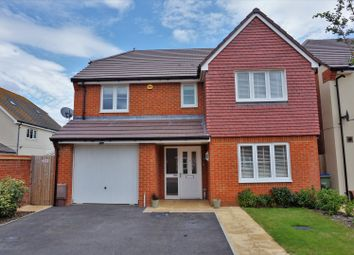 Thumbnail 4 bed detached house for sale in Fellows Gardens, Yapton