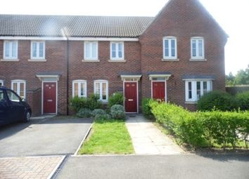 Thumbnail 3 bed town house to rent in Ormonde Close, Grantham