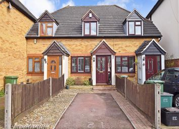 Thumbnail 2 bed terraced house to rent in Selkirk Drive, Erith