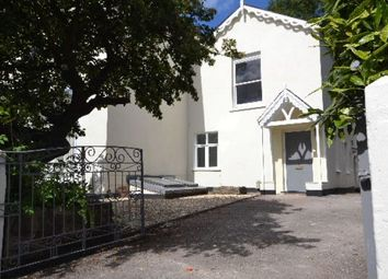 Thumbnail 1 bed property to rent in Lower Ground Floor, 5 Clifton Hill, Newtown, Exeter