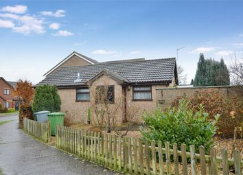Thumbnail 2 bed detached bungalow for sale in Weavers Close, Horsham St Faith, Norwich