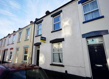 Thumbnail 2 bed terraced house to rent in Cecil Road, St Thomas, Exeter