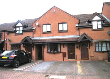 Thumbnail 3 bed terraced house for sale in Scholars Gate, Burntwood