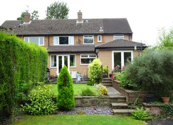 Thumbnail 4 bed semi-detached house for sale in Station Road, West Hallam, Ilkeston