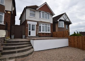 Thumbnail 3 bed detached house for sale in Avebury Avenue, Leicester