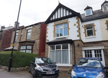 Thumbnail 4 bedroom semi-detached house for sale in City Road, Sheffield