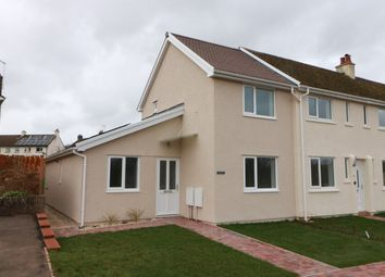 Thumbnail 3 bed end terrace house for sale in Ladyhill, Usk