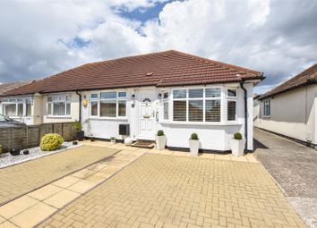 Thumbnail 3 bedroom semi-detached bungalow for sale in Abbotts Walk, Bexleyheath