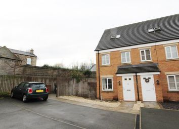 Thumbnail 3 bedroom end terrace house for sale in The Rowans, Robin Hood, Wakefield