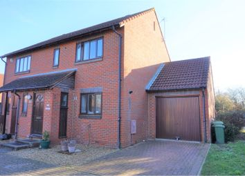 Thumbnail 3 bed semi-detached house for sale in Shenley Brook End, Milton Keynes