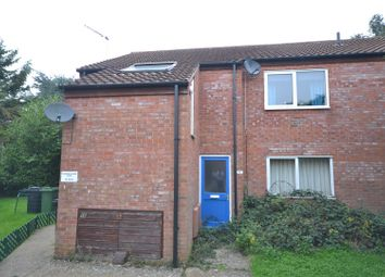 Thumbnail 1 bedroom flat for sale in Chestnut Close, New Costessey, Norwich