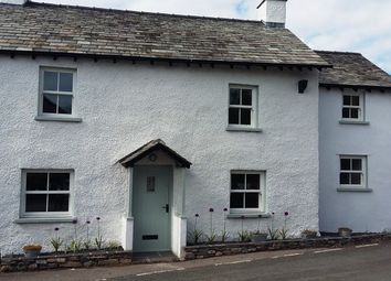 Thumbnail 3 bed cottage for sale in Way Green Cottage, Bouth, Nr Ulverston