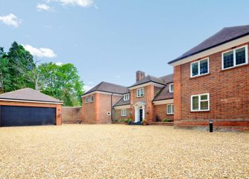 Thumbnail 5 bedroom detached house to rent in Bracken Hill Close, Northwood, Middlesex