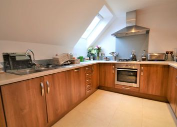 Thumbnail 2 bed penthouse to rent in Highdown Close, Banstead