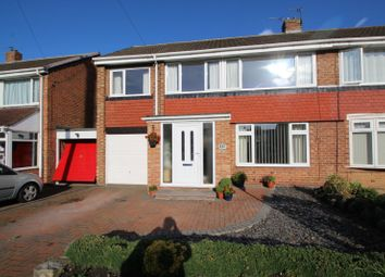 Thumbnail 5 bed semi-detached house for sale in Grinstead Way, Carrville, Durham