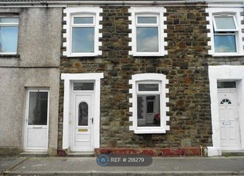 Thumbnail 4 bed terraced house to rent in Pembroke Terrace, Port Talbot