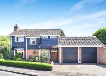 Thumbnail 3 bed detached house for sale in Cheney Close, Binfield, Bracknell, Berkshire