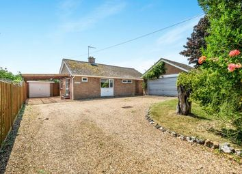 Thumbnail 3 bedroom bungalow for sale in Kirby Cane, Bungay, Norfolk