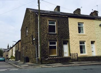 Thumbnail 4 bed end terrace house to rent in Bury Road, Rossendale