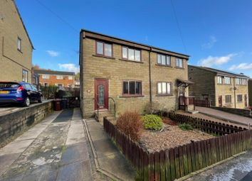 3 bed semi-detached house for sale in Swallow Lane, Golcar, Huddersfield HD7