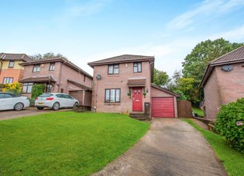 Thumbnail 3 bed detached house for sale in Primrose Court, Ty Canol, Cwmbran