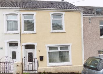 Thumbnail 3 bed terraced house for sale in Montague Street, Abertillery
