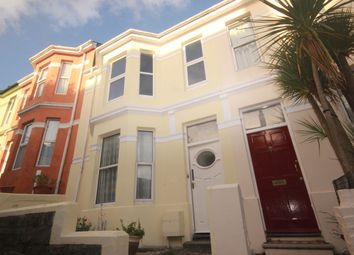 Thumbnail 1 bed flat for sale in Pentyre Terrace, Plymouth