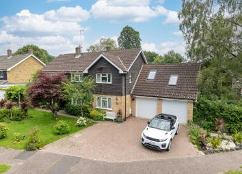 Thumbnail 5 bed detached house for sale in Newlands Park, Copthorne, West Sussex