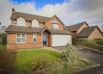 Thumbnail 5 bed detached house for sale in Badgers Walk, Euxton, Chorley