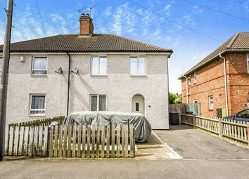 Thumbnail 3 bed semi-detached house for sale in Uplands Road, Leicester