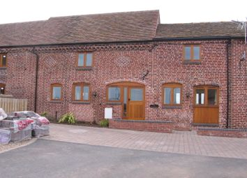 Thumbnail 2 bed barn conversion to rent in Red House Farm Barns, Longdon-On-Tern